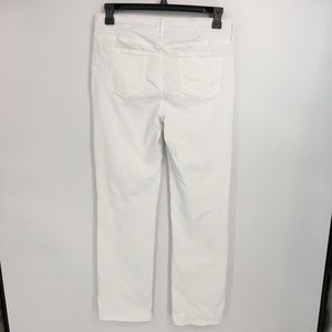 NYDJ Jeans - NYDJ Womens Pants Size 10 Marilyn Straight Jean